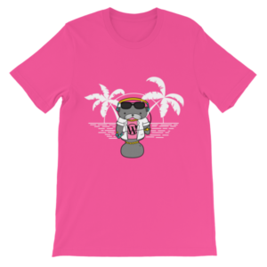 Miami Vice Manapuu t-shirt