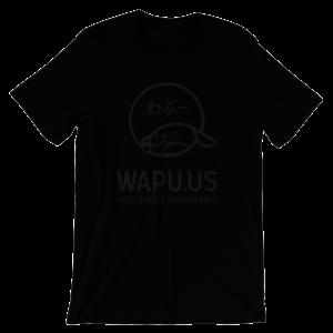 Wapu.us Gray T-Shirt