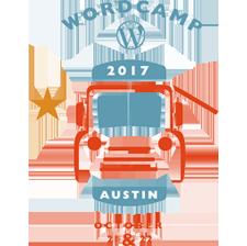 WordCamp Austin 2017 Logo