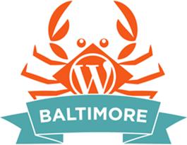 WordCamp Baltimore 2017 Logo