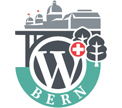 WordCamp Bern 2017 Logo