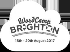 WordCamp Brighton 2017 Logo