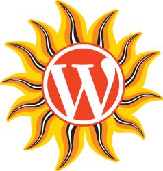 WordCamp Colombo Sri Lanka 2017 Logo