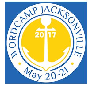 WordCamp Jacksonville 2017 Logo