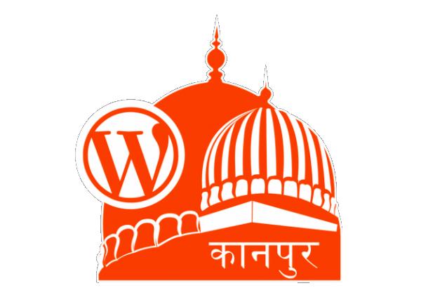 WordCamp Kanpur 2017 Logo
