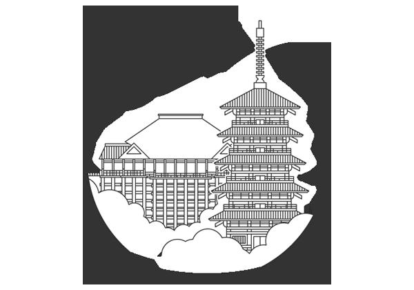 WordCamp Kyoto 2017 Logo