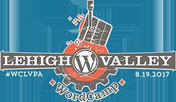 WordCamp Lehigh Valley 2017 Logo
