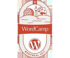 WordCamp Montreal 2017 Logo