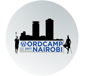 WordCamp Nairobi 2017 Logo