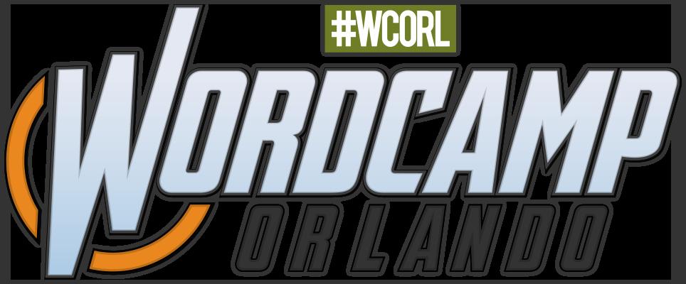 WordCamp Orlando 2017 Logo
