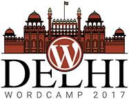 WordCamp Delhi 2017 Logo