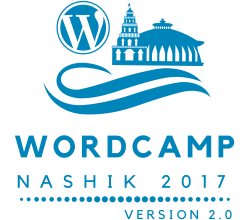 WordCamp Nashik 2017 Logo