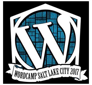 WordCamp Salt Lake City 2017 Logo