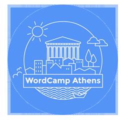 WordCamp Athens 2017 Logo
