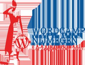 WordCamp Nijmegen 2017 Logo