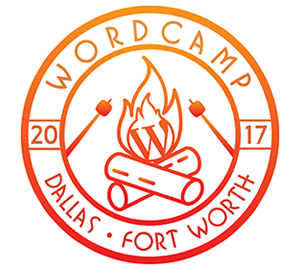 WordCamp Dallas Fort Worth 2017 Logo