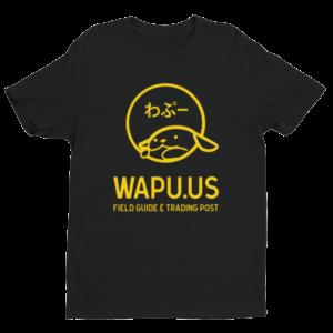 Wapu.us Yellow T-shirt