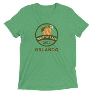 WordCamp Orlando 2013 T-Shirt