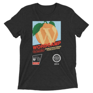 WordCamp Orlando 2014 T-Shirt
