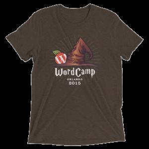 WordCamp Orlando 2015 T-Shirt