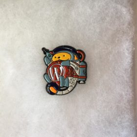 space-cadet-wapuu-pin-front