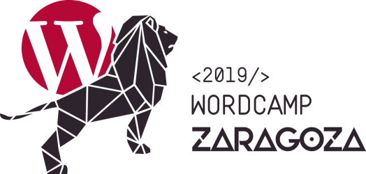 WordCamp Zaragoza 2019 Logo